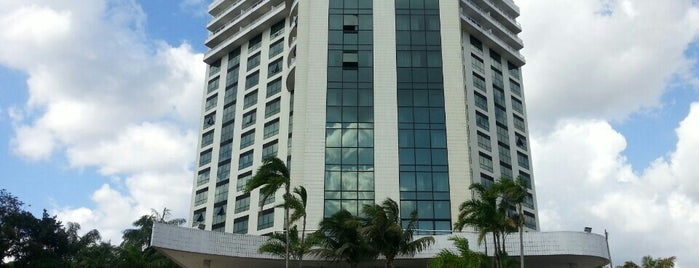 Park Suites Manaus is one of Hotéis.