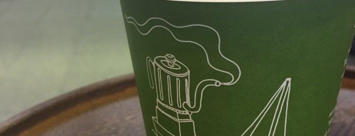 Johan & Nyström is one of Potable Coffee Global.