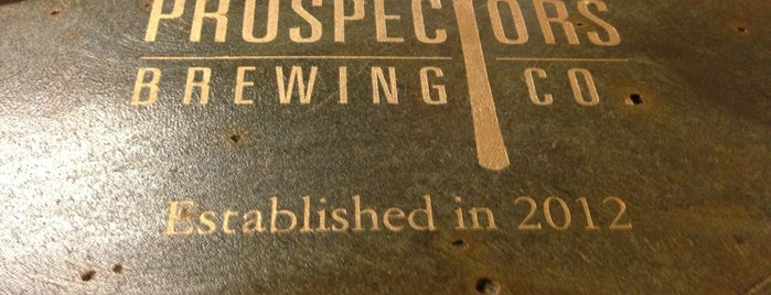 Prospector's Brewing Co. is one of California Breweries 2.