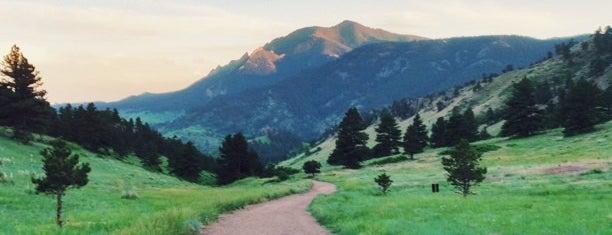 Mount Sanitas is one of Boulder Area Trailheads #visitUS.