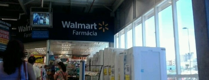 Walmart is one of Franca - SP.