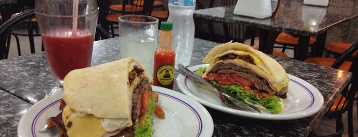 Toninho & Freitas Hamburgers is one of Deixei meu <3 em SP.