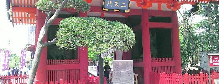Nitenmon Gate is one of サイクリング.