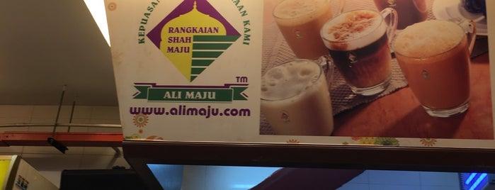 Restoran Ali Maju is one of Ukay's Food.