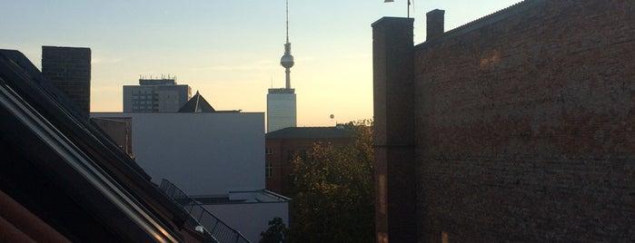 Hotel Transit Loft is one of Berlin.