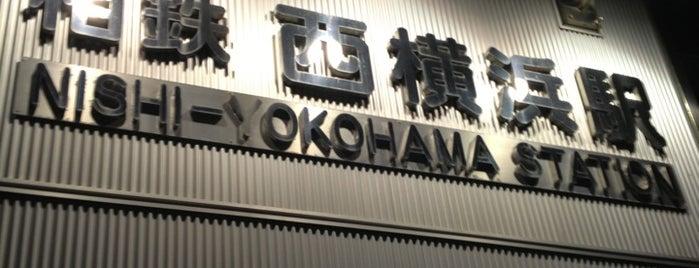 Nishi-yokohama Station (SO03) is one of Station - 神奈川県.