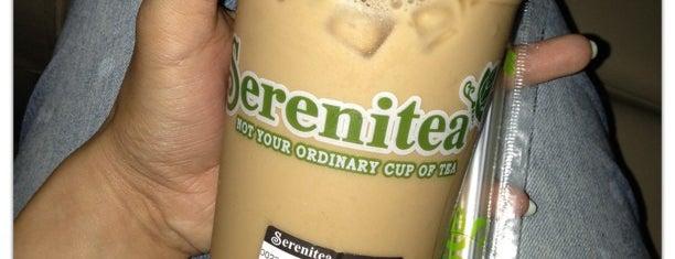 Serenitea is one of Favorite Food.