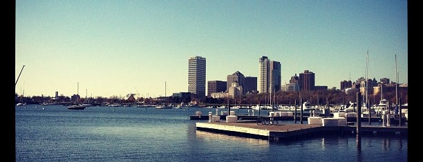 McKinley Marina is one of A Traveler's Guide to Milwaukee.
