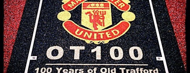 Manchester United Museum & Tour Centre is one of museums.