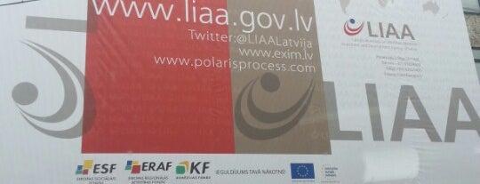 Investment and Development Agency of Latvia (LIAA) | Latvijas Investīciju un attīstības aģentūra (LIAA) is one of Foursquare LV BrandPages HQ.