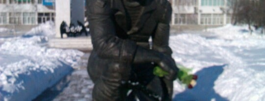 Мемориал самарцам, погибшим в необъявленных войнах is one of Порталы.