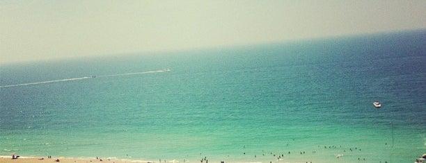 Hilton Dubai Jumeirah is one of Magic and Romantic place.