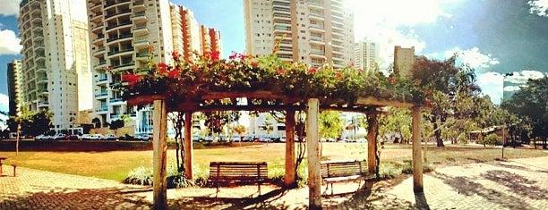 Parque Municipal Flamboyant is one of Pontos Turisticos Essenciais Goiania.