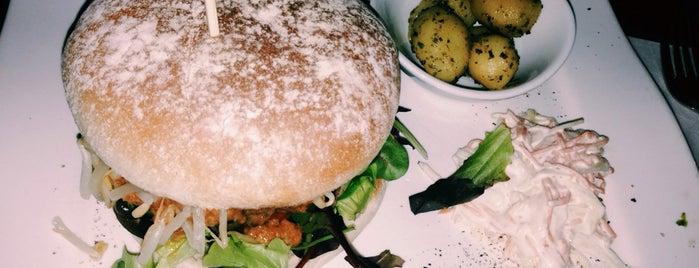 CA-BA-LU Burger & More is one of BurgerMUC.