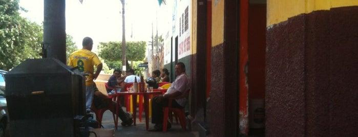 Chimboca Bar is one of Coxinha ao Caviar.