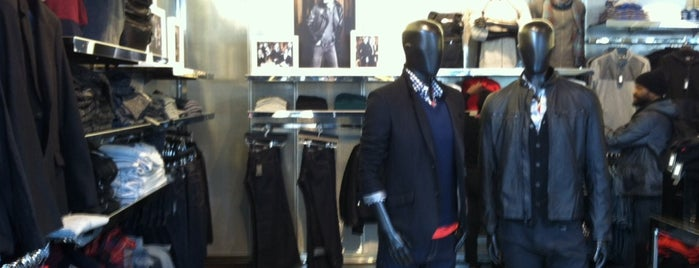 Armani Exchange is one of NYC - Stores.