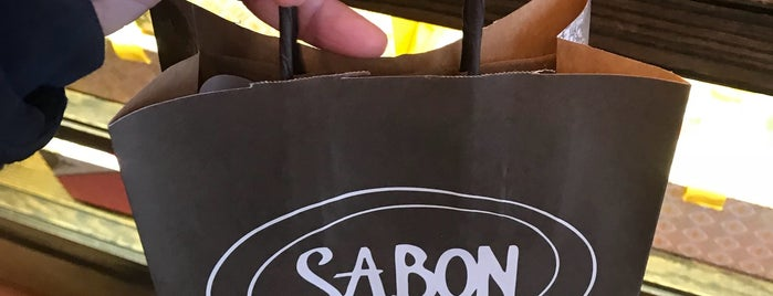Sabon is one of New York.