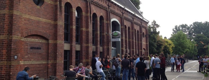 Bioscoop het Ketelhuis is one of Free WiFi Amsterdam.