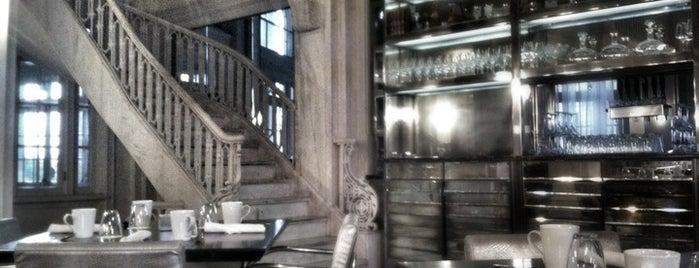 Livingston Restaurant+Bar is one of Restaurants ATL.