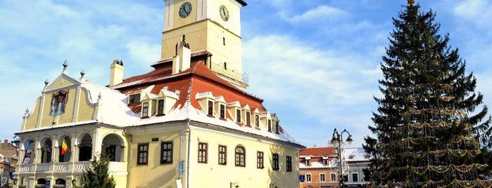 Brașov Council Square is one of 20 favorite restaurants.