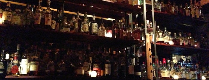 On the Rocks is one of My Definitive NYC Bar List.