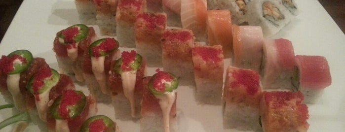 Sakari Sushi is one of Dining in Orlando, Florida.