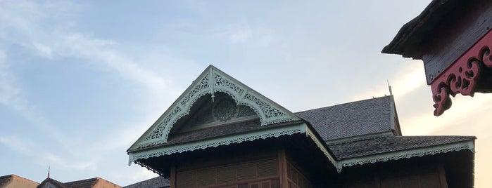 บ้านวิชัยราชา is one of ลำพูน, ลำปาง, แพร่, น่าน, อุตรดิตถ์.