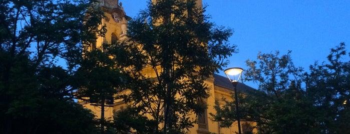 Józsefvárosi templom is one of Bestof nyolcker.