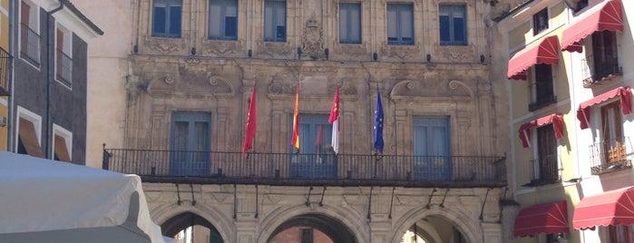Plaza Mayor is one of ESCAPADA A CUENCA Y PROVINCIA.