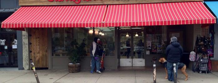 Sanagan's Meat Locker is one of Toronto.