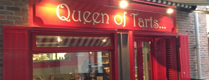 Queen of Tarts is one of Dublin - the ultimate guide.
