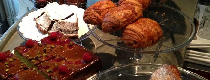 Aubaine is one of Business breakfast.
