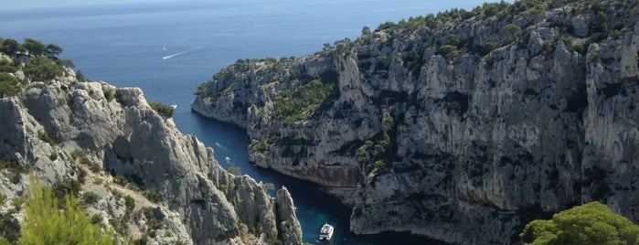 Parc National des Calanques is one of Marseille.