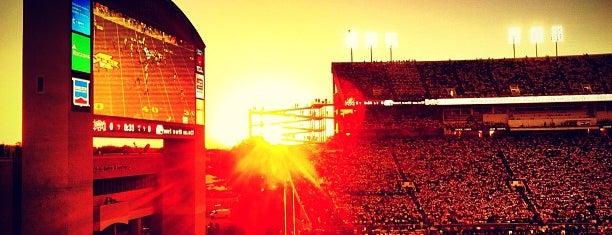 Davis Wade Stadium at Scott Field is one of SEC Football.