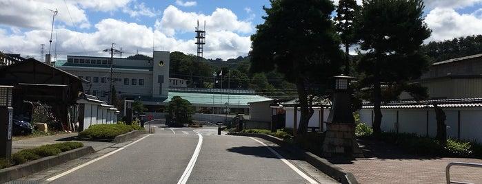 ふるさと交流館 芦田宿 is one of 201405_中山道.