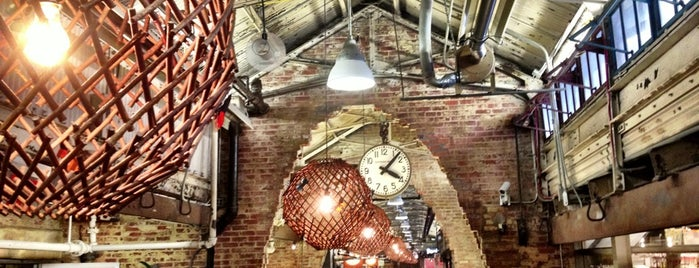 Chelsea Market is one of The Hit List.
