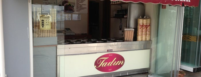 Tadım Roma Dondurma is one of Istanbul.