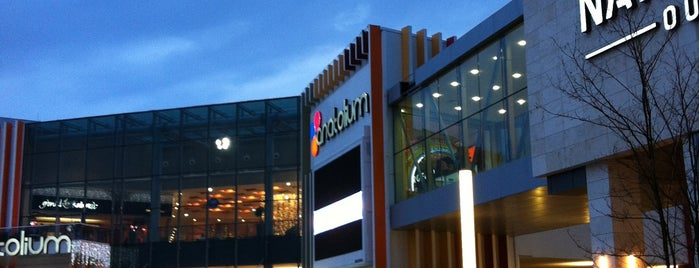 Nata Vega Outlet is one of Ankara AVM'leri.