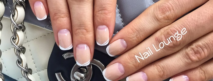 Nail Lounge is one of Must visit.