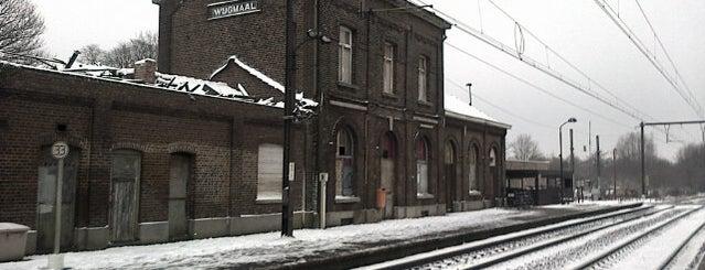 Station Wijgmaal is one of Bijna alle treinstations in Vlaanderen.