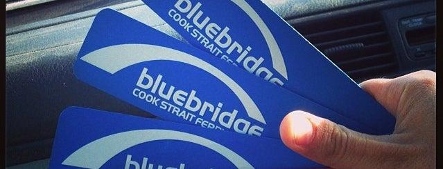 Bluebridge Ferry (Picton Terminal) is one of New Zealand.