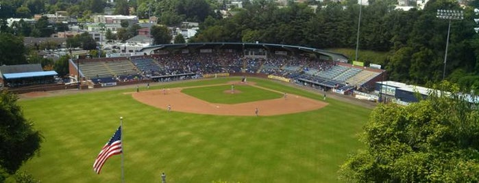 McCormick Field is one of Asheville.