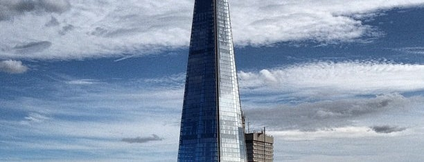 The Shard is one of Amazing Lodz.