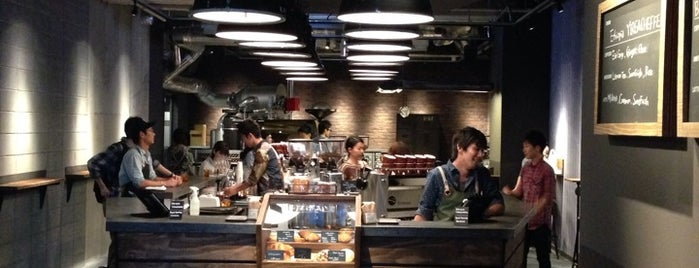 The Roastery by Nozy Coffee is one of To drink Japan.