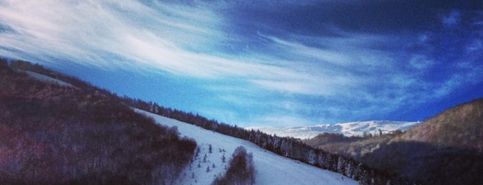 3-5 Pigadia Ski Center is one of Skiing and Snowboarding in Greece.