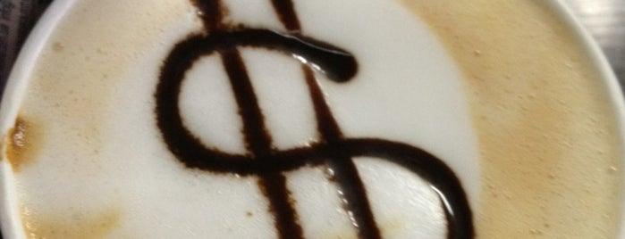 Coffee Nostra is one of Сходить бы.
