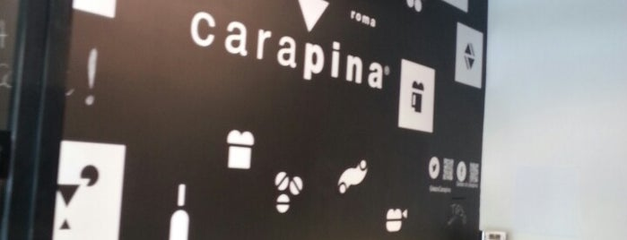 Carapina is one of Rome.