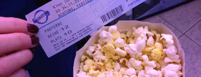 Kino Jura is one of Kinos.