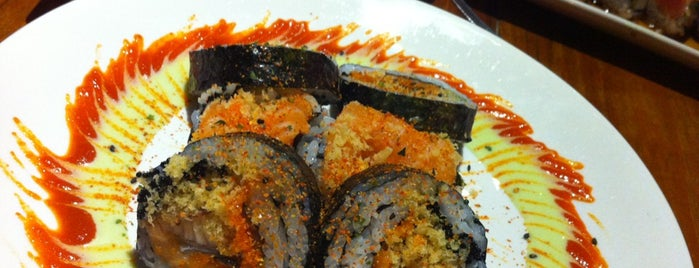 Kampai Sushi & Grill is one of DFW -More Great Food.