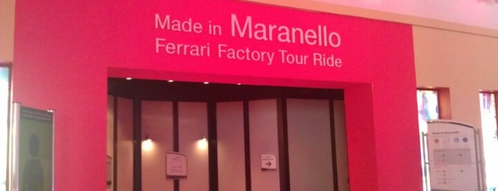 Made in Maranello is one of Guide to Новосибирск's best spots.